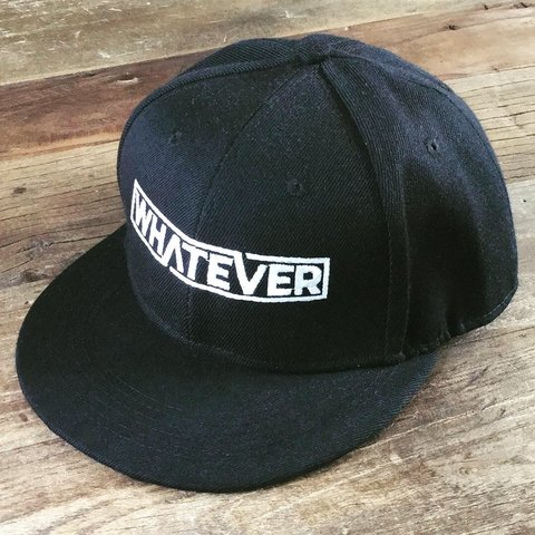 Gorra 6 Panel Whatever Party