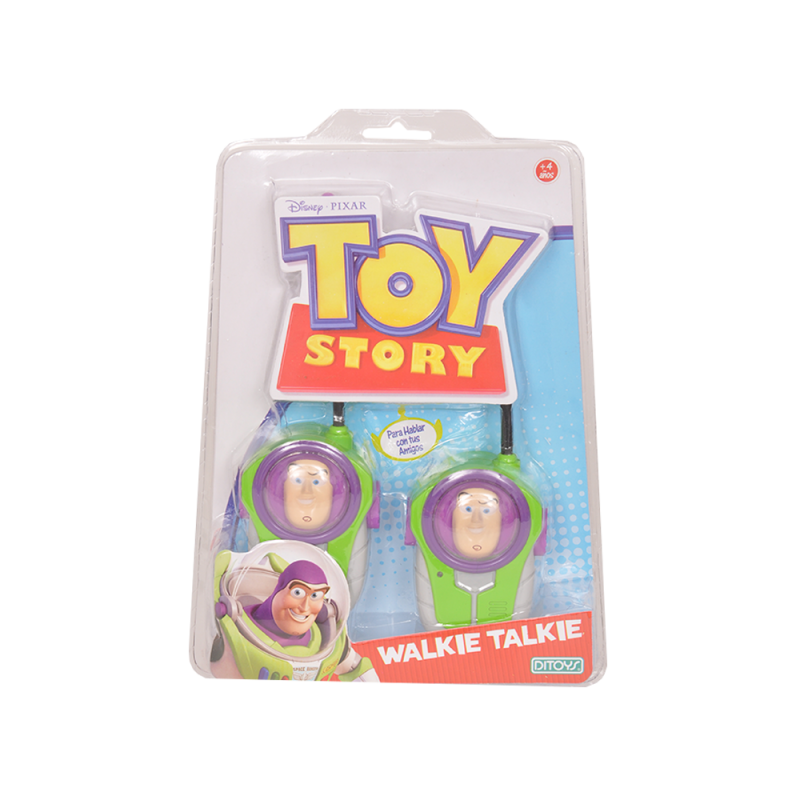 Walkie Talkie Toy Story Ditoys