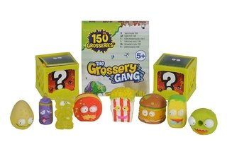 The Grossery Gang Corny Chips 10 figuras surtidas Wabro