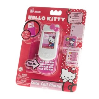 Celular Hello Kitty