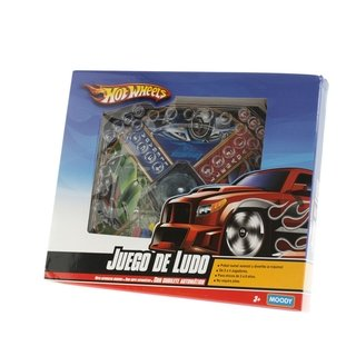 Ludo Hot Wheels - comprar online