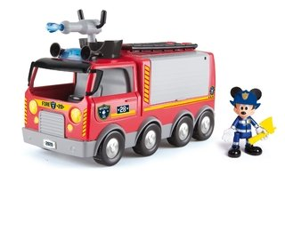 Camión de bomberos Mickey and the Roadster Racers IMC TOYS