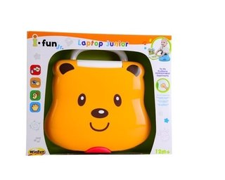 Laptop Junior cara de OSO WinFun