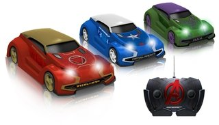 Auto a Control Remoto Avengers Toy Maker