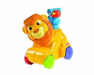 Figura de Mufasa de Fisher-Price