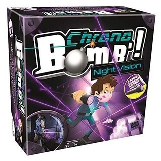 CHRONO BOMB NIGHT VISION DUJARDIN