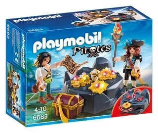 Playmobil Piratas