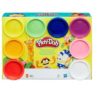 Play Doh Arcoiris