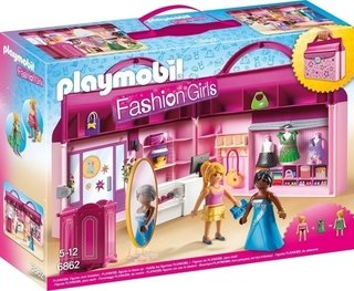 Playmobil Fashion Girls 6862