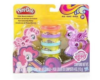 Play Doh Herramientas Pony My little Pony Hasbro B0010