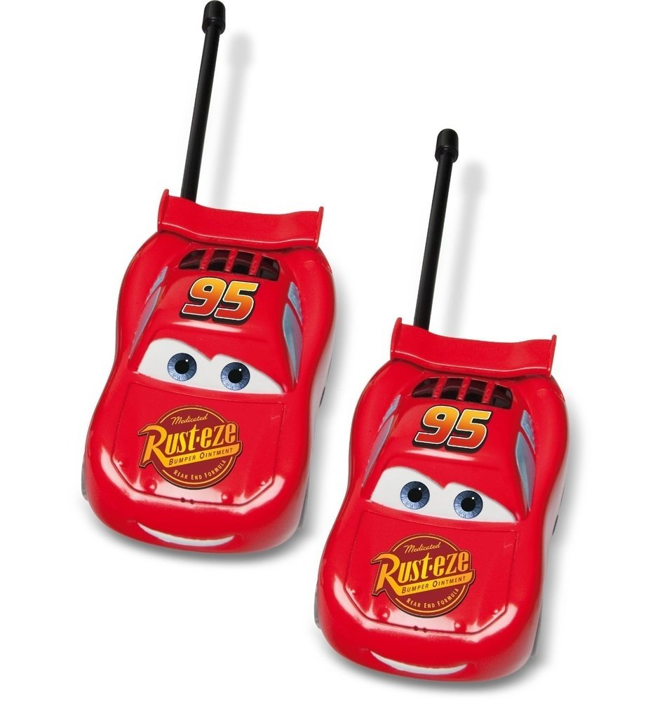 Walkie Talkie Cars