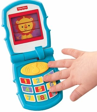 Telefono sonidos divertidos Fisher-Price