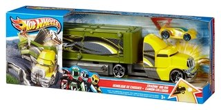 Transportador de choques Hot Wheels MATTEL