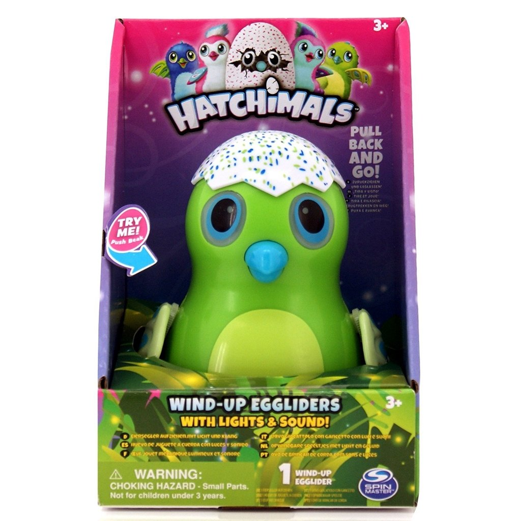 Eggliders de Cuerda Hatchimals