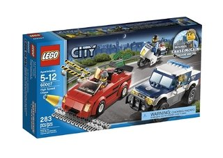 Lego City High Speed Chase 60007