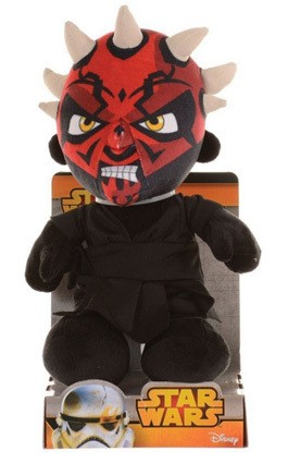 Peluche Darth Maul (20 cms)