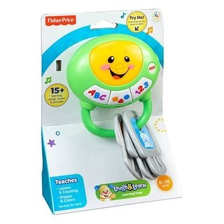 Llavero con luces Rie y Aprende Fisher Price