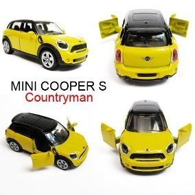 Mini Countryman Cooper S ALL 4 con control RW