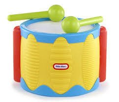 Bateria Tap a Tune Little Tikes