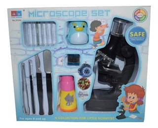 Set de Microscopio