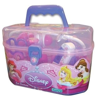 Set Doctora Disney Princesa Ditoys