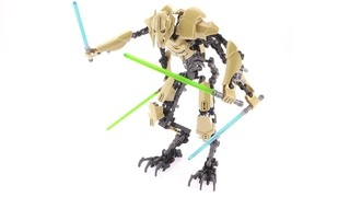Lego Star Wars: General Grievous