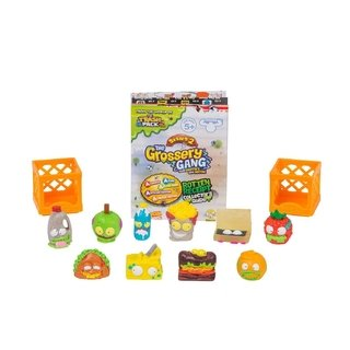 The Grossery Gang Moldy Chips 10 Figuras Surtidas Wabro