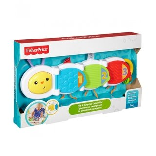 Oruga sorpresas divertidas Fisher-Price