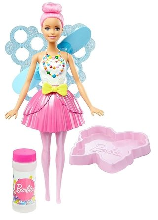 Barbie Dreamtopia con burbujas mágicas