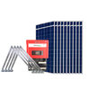 Kit fotovoltaico SolarSave 5.4 (inyección a red)