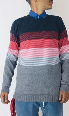 SWEATER LIGHT RAY RED