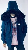 Campera Alpha blue