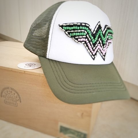 Cap Wonder Woman