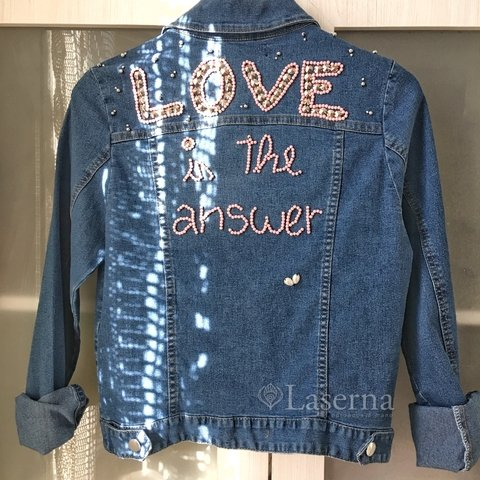 Jacket LOVE - comprar online