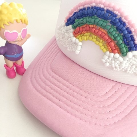 Cap Rainbow (Kids)
