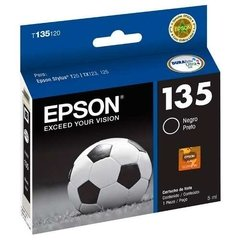Cartcuho Original Negro  Epson 135 Capacidad 5ml