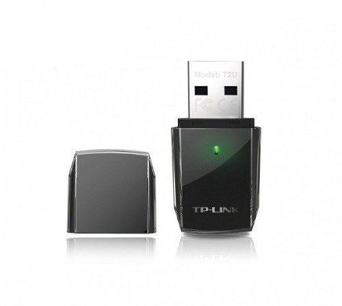 Adaptador Wifi Usb 2.0 Tp Link Archer T2u Dual Band Ac600 en internet