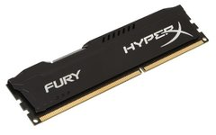 Memoria Kingston Fury Black 4gb 1866mhz Ddr3 Disipa Oc Hyper
