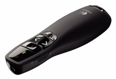 Puntero Presentador Laser Wireless R400 Logitech Mini Royal