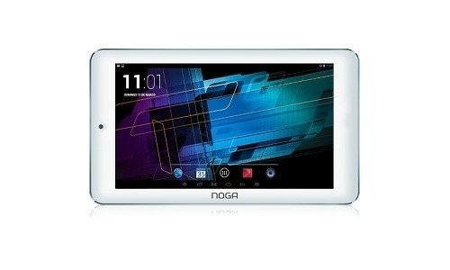 Tablet Noga Pad 7hd Quad Core 512 Ram Wifi Dual Cam And 4.4 - comprar online