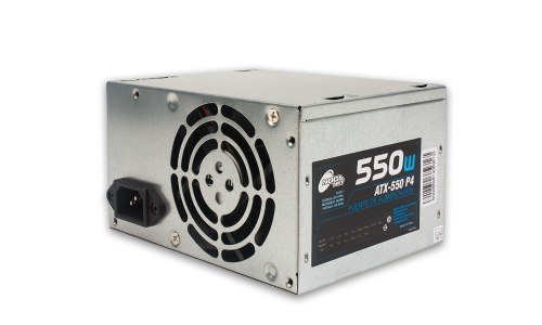 Fuente Noganet 550w Pc Atx Sata Ide Cooler Royal2002