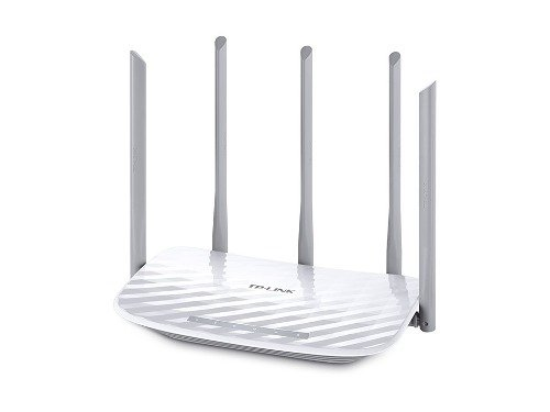 Router Dual Band Tp Link Archer C60 Ac1350 5ghz 2.4ghz 5 Ant