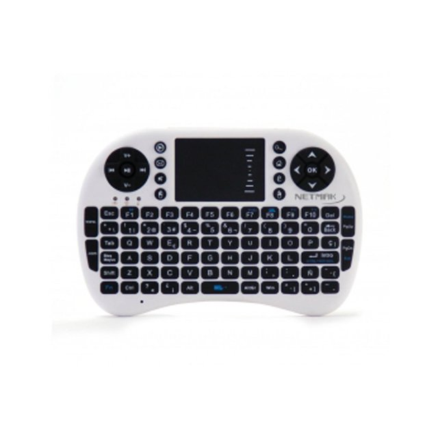 TECLADO INALAMBRICO NETMAK MINI NM-KB980W