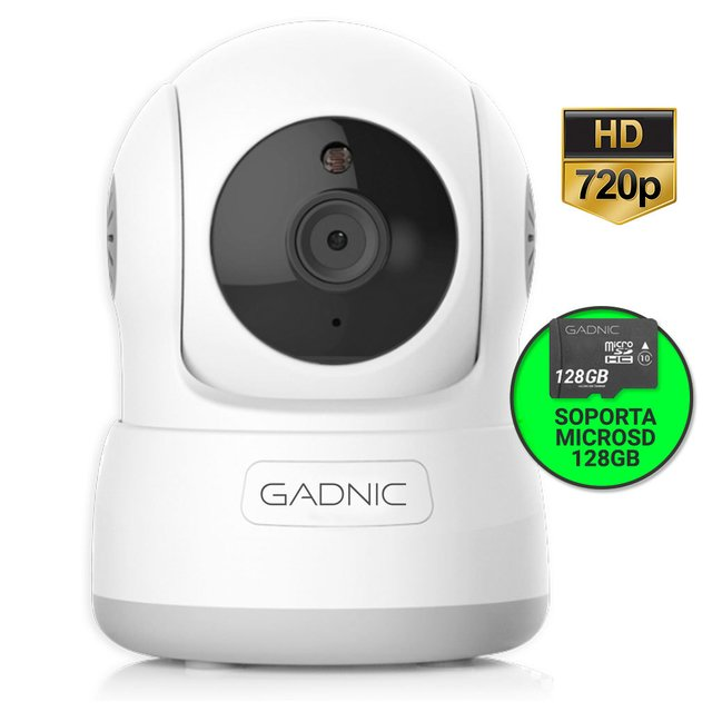 CAMARA IP GANIC P2P00010 WIRELESS P2P HD720