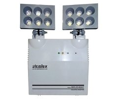 Luz Emergencia Industrial Atomlux 8091 Heavy 12 Faros Led