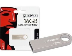 Pen Drive Kingston 16gb Se9 Kingston Usb 2.0
