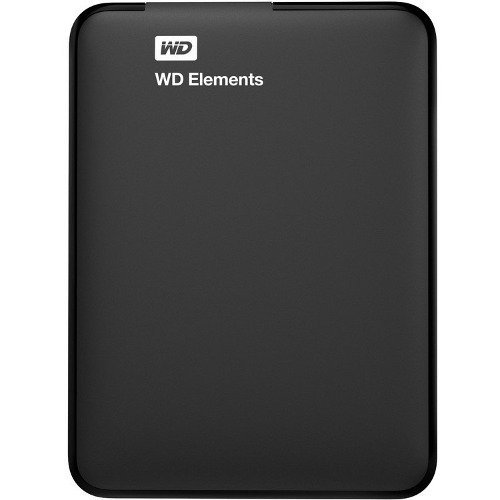 Disco Externo 2tb Wd Elements Usb 3.0 - 2.0 - Royal