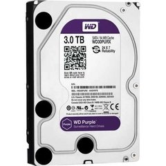Hd Wd Western Digital Purple Purpura 3tb Vigilancia Royal
