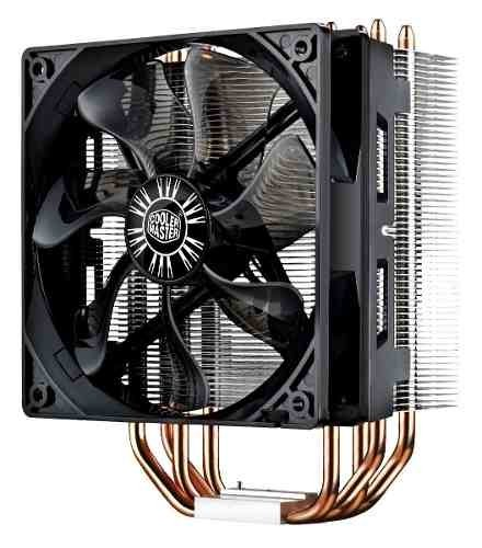 Cooler Master Hyper 212 Evo Intel Amd Heatpipes Cooler 12 Cm
