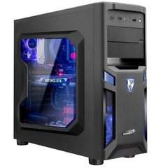 Gabinete Gamer Sentey Blade Gs 6011 Led Fan S/fuente Usb 3.0